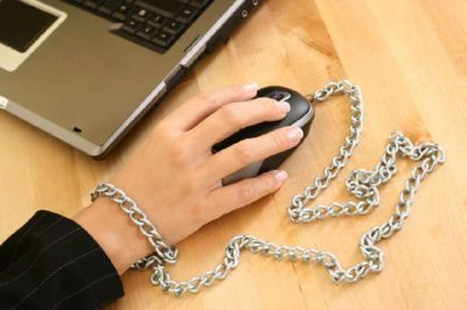 Break free from the chains of your Internet addiction.