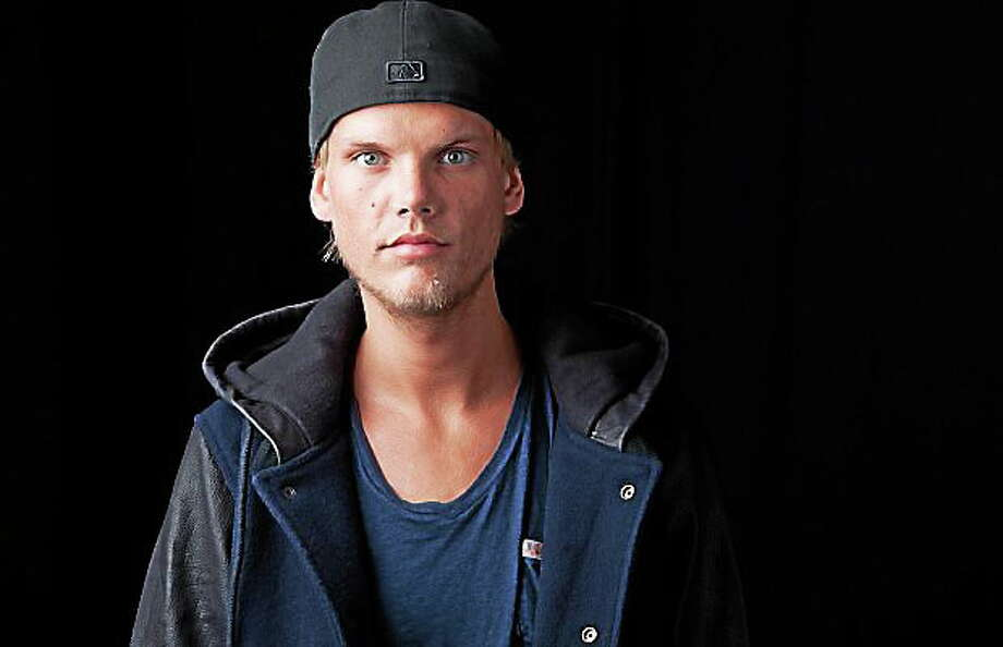 Avicii Photo: AP Photo