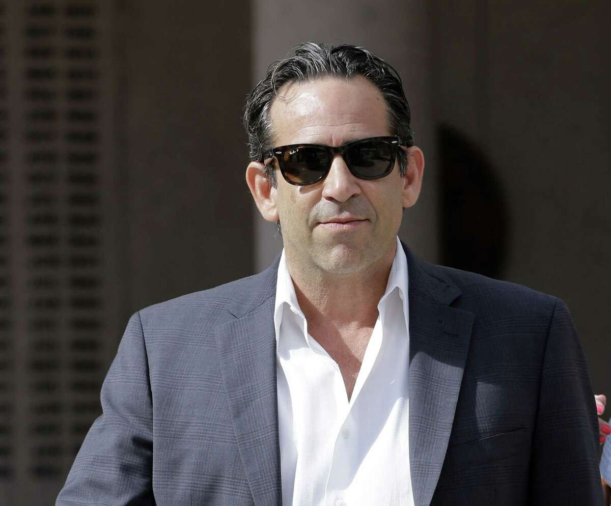 In this Aug. 5 file photo, Anthony Bosch, former owner of the Biogenesis of America clinic in Coral Gables, leaves federal court in Miami.