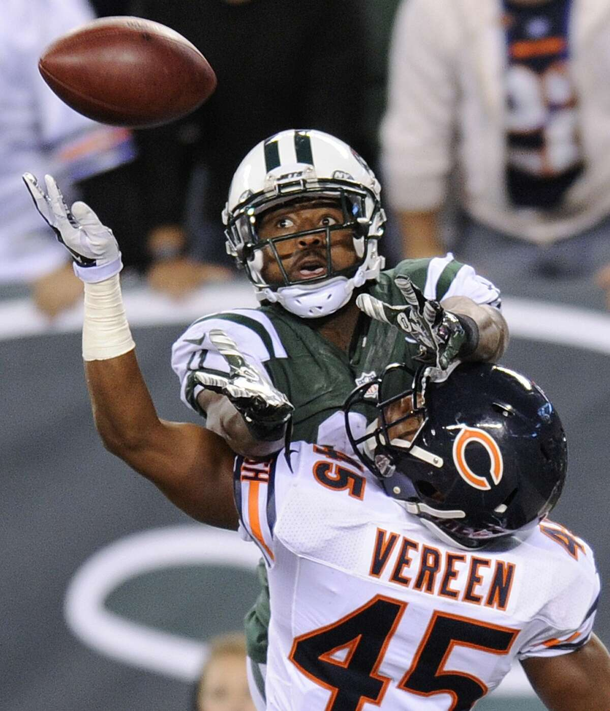 The New York Jets announced Tuesday they have signed receiver Jeremy Kerley to a four-year contract extension.