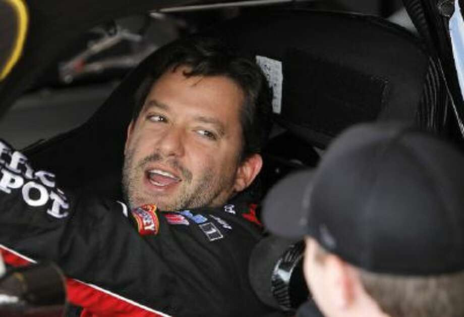 Driver Tony Stewart won't be cleared by doctors to drive a race car against until at least Feb. 14.