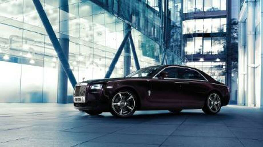 The Rolls-Royce Ghost V-Specification can go from 0-60 mph in 4.7 seconds.