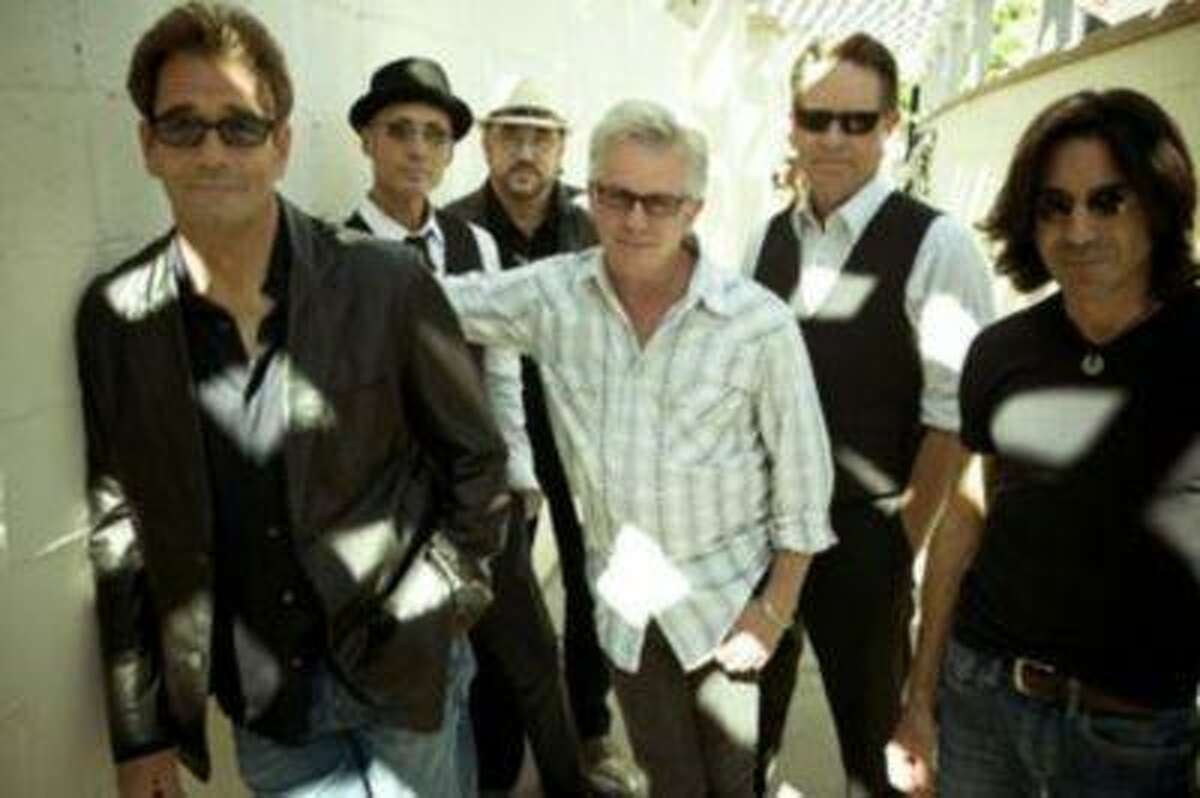 Huey Lewis & the News perform at 7:30 p.m. Tuesday at the Freedom Hill Amphitheatre.