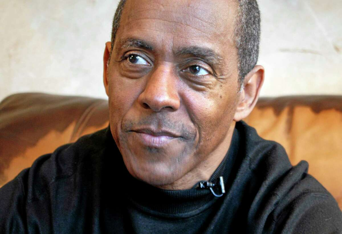 In this Jan. 25, 2012 file photo taken from video, Hall of Fame football player Tony Dorsett is interviewed in his home in suburban Dallas. The NFL agreed Wednesday to remove a $675 million cap on damages from thousands of concussion-related claims after a federal judge questioned whether there would be enough money to cover as many as 20,000 retired players.