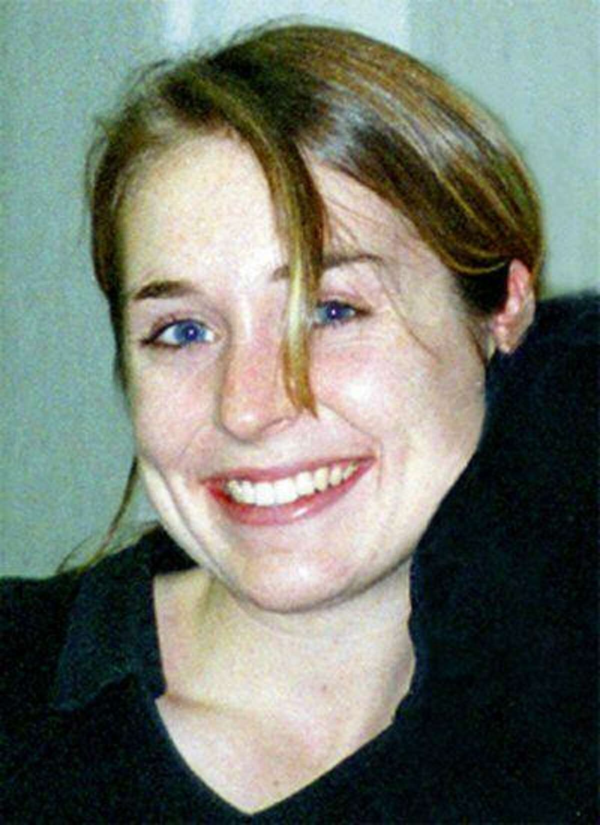 Suzanne Jovin, a Yale student who was slain in New Haven in 1998