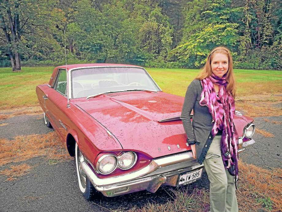 Tina Torizzo, diagnosed with MS this past summer, is looking to raise $8,000 for a service dog to aid her. She will host two fundraisers: a car cruise and wine tasting on Nov. 10 at Miranda Vineyards in Goshen. Photo: Contributed Photo