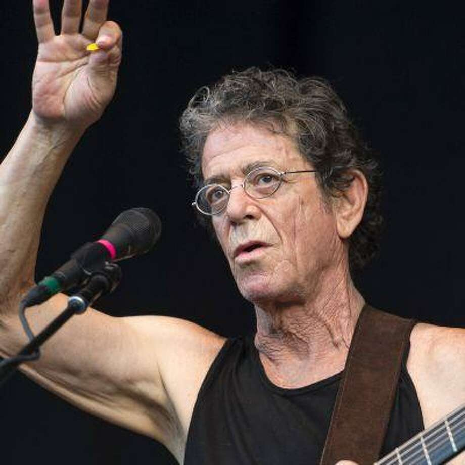 Lou Reed performing live at 'Filmnaechte am Elbufer' event series. Dresden, Germany - 30.06.2012 Credit: WENN.com Photo: WENN.com / WENN.com