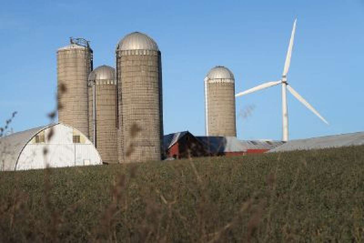 This farm in Wisconsin isn't the only community in America affected by the farm bill.