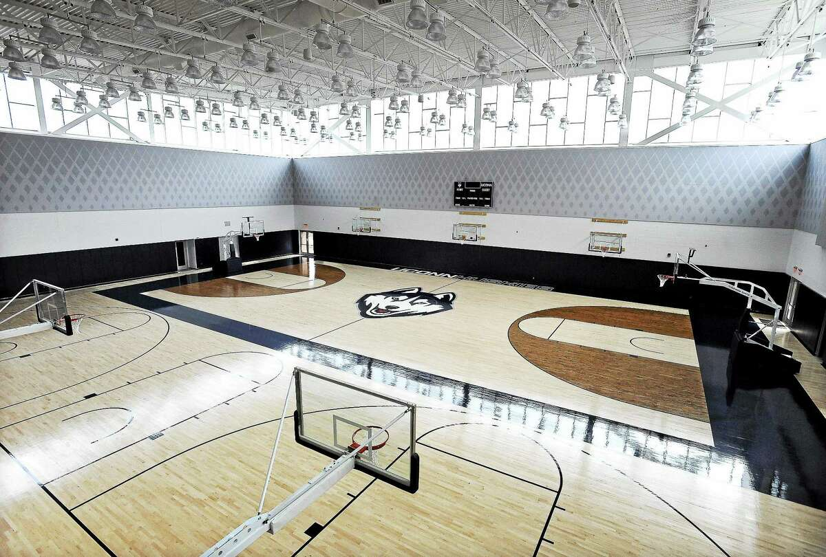 The Werth Family UConn Basketball Champions Center is officially open.