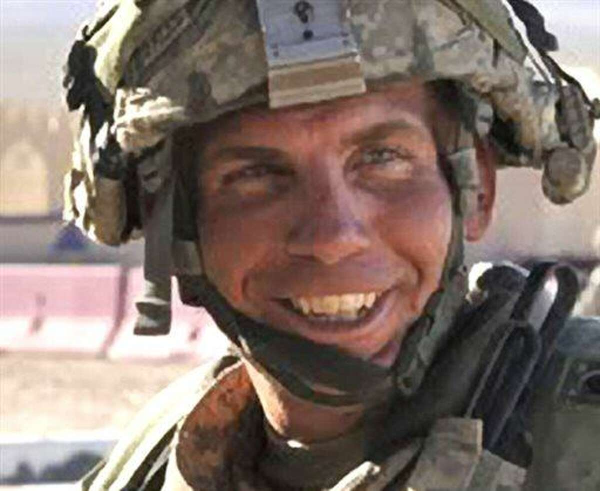 FILE - In this Aug. 23, 2011, file photo provided by the Defense Video & Imagery Distribution System, shows Army Staff Sgt. Robert Bales during an exercise at the National Training Center at Fort Irwin, Calif. Bales, an Army staff sergeant charged with slaughtering 16 villagers in one of the worst atrocities of the Afghanistan war, is expected to plead guilty Wednesday June 5, 2013 in an attempt to avoid the death penalty. (AP Photo/DVIDS, Spc. Ryan Hallock, File)