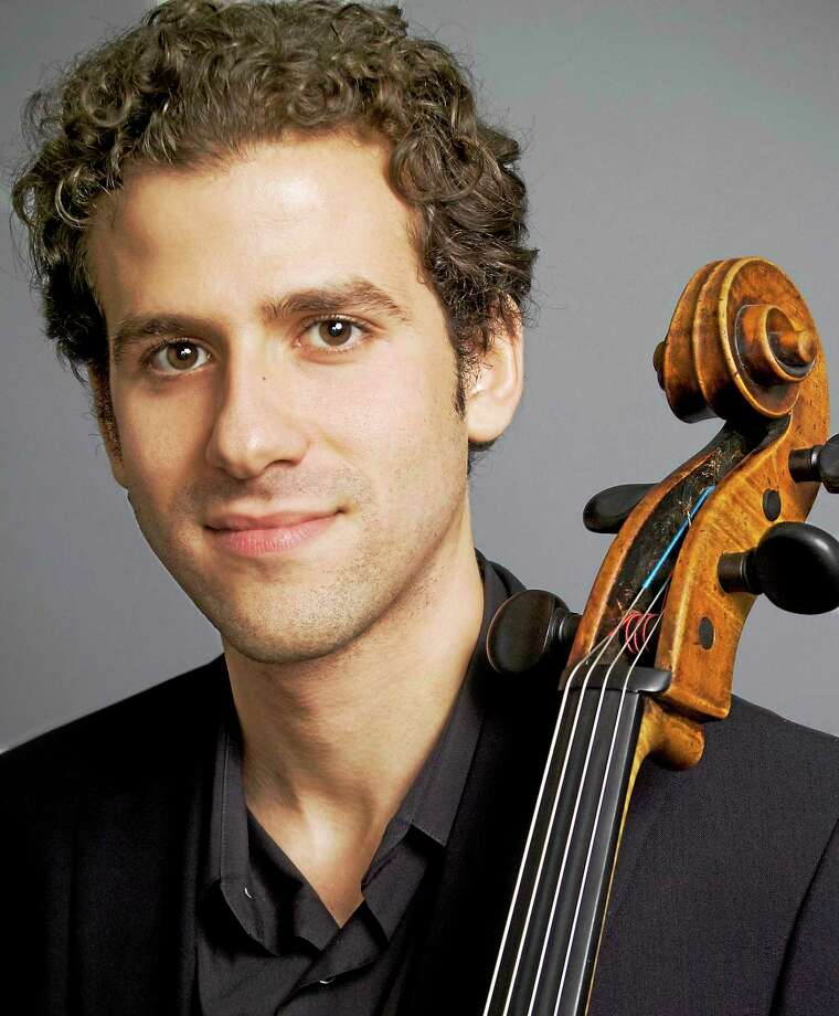 Nicholos Canellakis, cello Photo: Submitted Photo