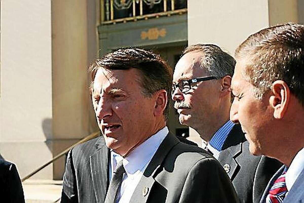 Connecticut GOP Chairman Jerry Labriola