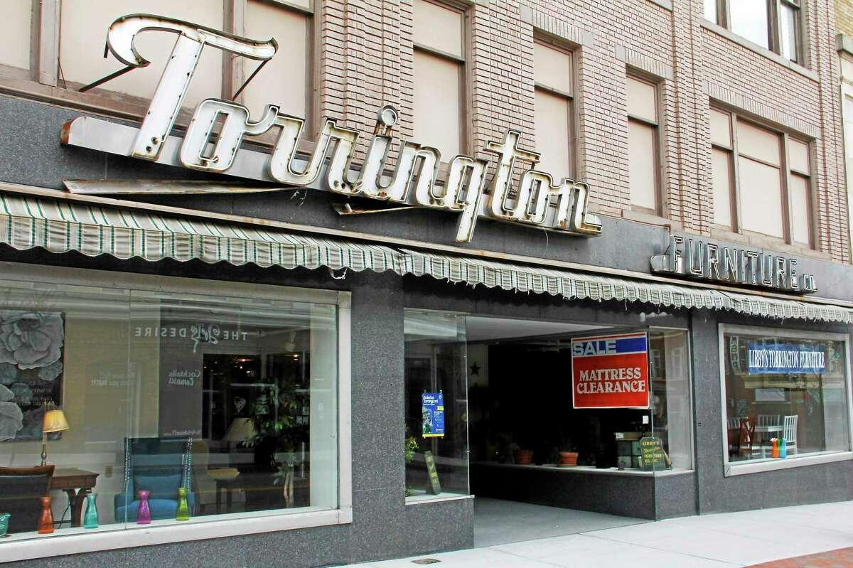 Libby's Torrington Furniture store on Tuesday, June 24, 2014.