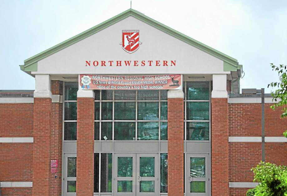 Northwestern High School in Winsted Photo: Register Citizen — File Photo