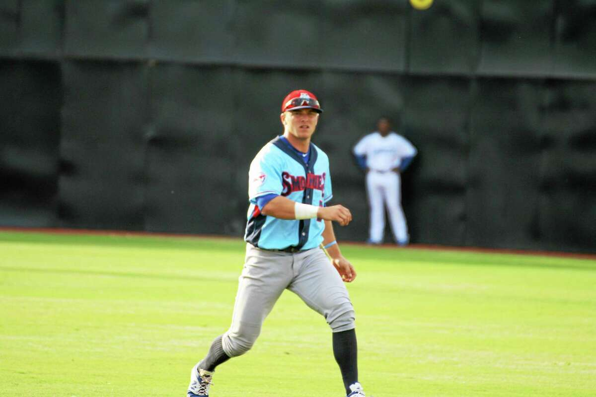 UConn product John Andreoli is currently on the disabled list with the Double-A Tennessee Smokies.