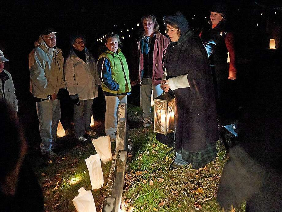 The 7th Annual Washington Green Cemetery Tour, with a special World War I theme, will take place on Friday, Oct. 24 from 6:30-8:30 p.m. Photo: Submitted Photos