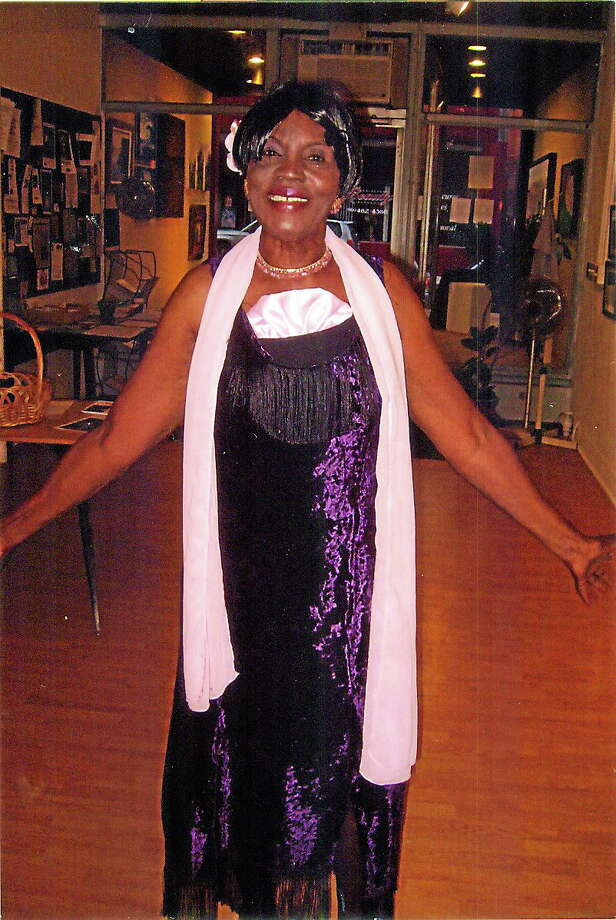 Norell Gudaitis, a Torrington resident and longtime jazz singer and artist, will present a tribute to Cab Calloway Sunday at the Yankee Pedlar Inn on Main Street. Photo: Contributed Photo — Norell Gudaitis