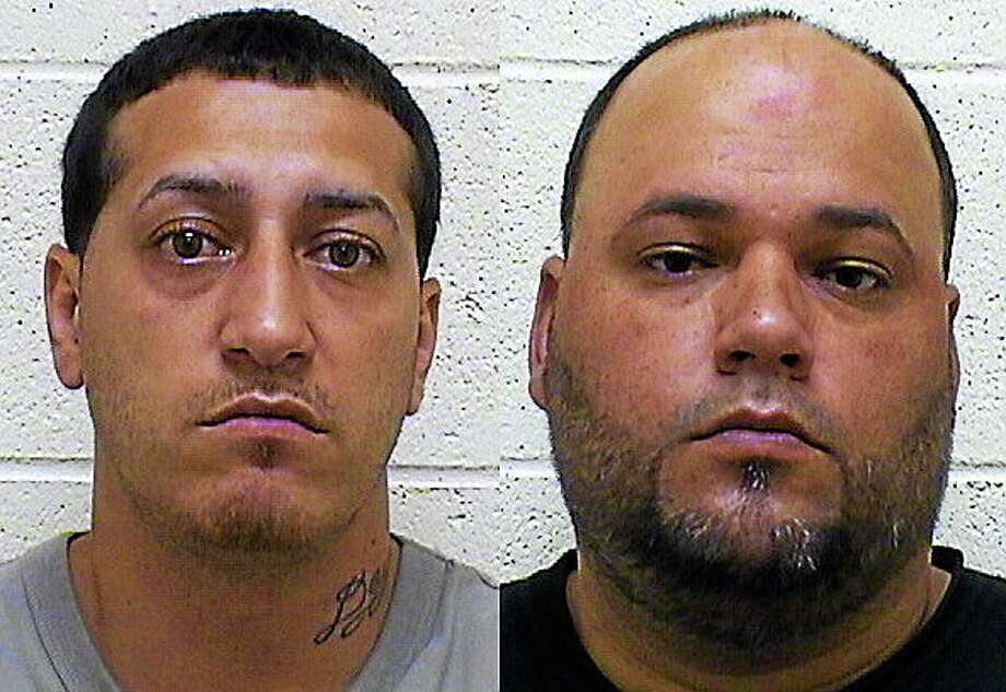 Miguel Colon, left, and Felix Ramos Photo: Contributed Photos — Torrington Police