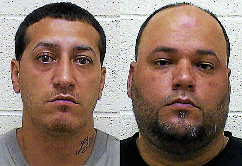 Miguel Colon, left, and Felix Ramos Photo: Contributed Photos — Torrington Police