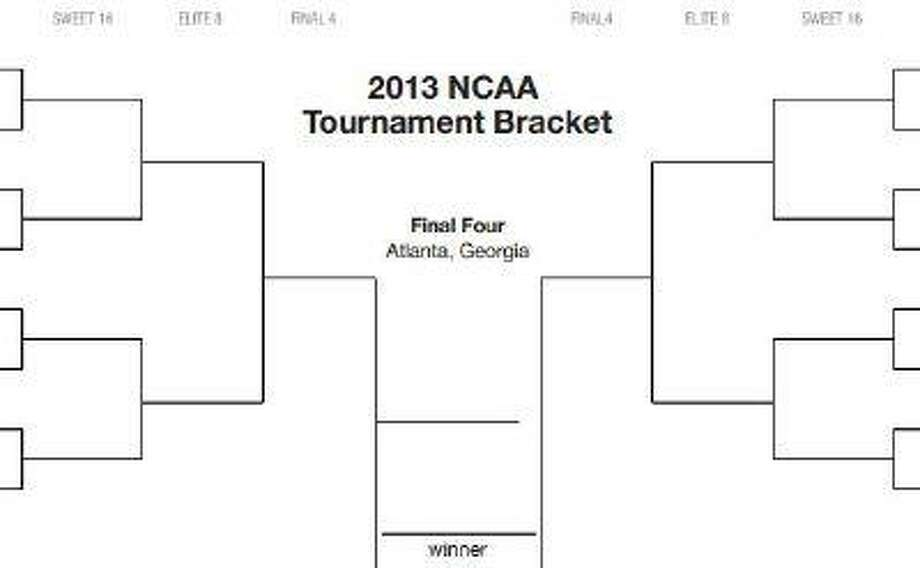 Get ready for tournament action by printing out this 2013 NCAA Tournament bracket.
