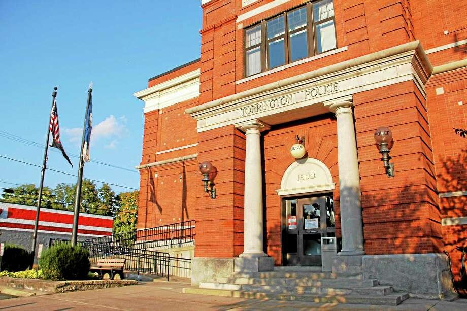 The Torrington Police Deparment building. Photo: Journal Register Co.