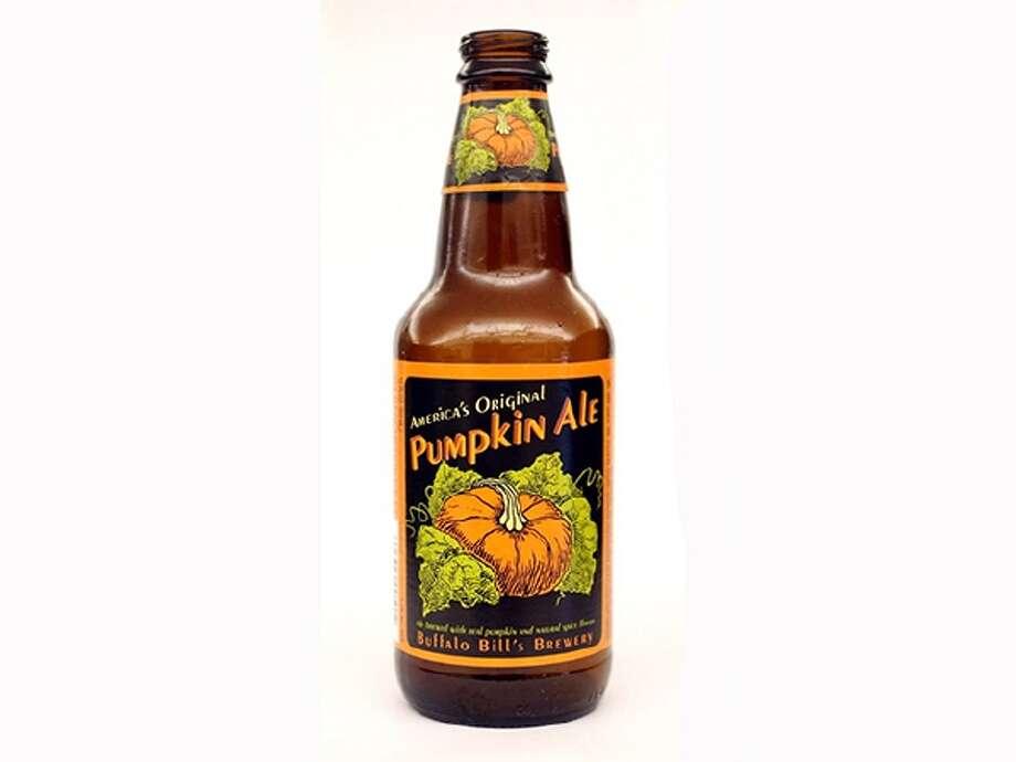 Buffalo Bill's Pumpkin Ale (Buffalo Bill's)