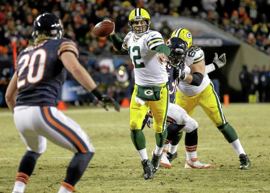 Register fantasy football columnist Dan Nowak is targeting Green Bay Packers, especially quarterback Aaron Rodgers, in his playoff leagues. Photo: Nam Y. Huh — The Associated Press  / AP