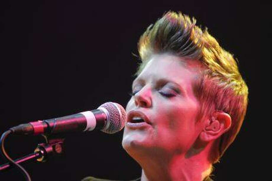 Natalie Maines performs during the SXSW Music Festival, on Wednesday, March 13, 2013 in Austin, Texas. (Photo by Jack Plunkett/Invision/AP Images) Photo: Jack Plunkett/Invision/AP / Invision