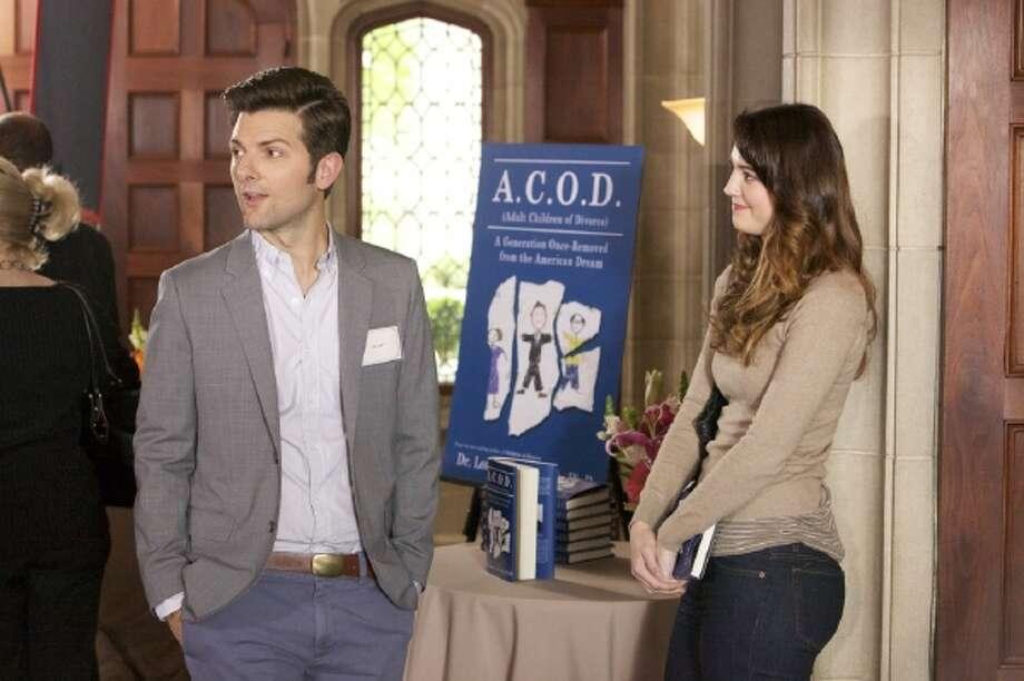 Adam Scott, Mary Elizabeth Winstead star in the debut feature of writer-director Stuart Zicherman. (Photo courtesy of The Film Arcade)