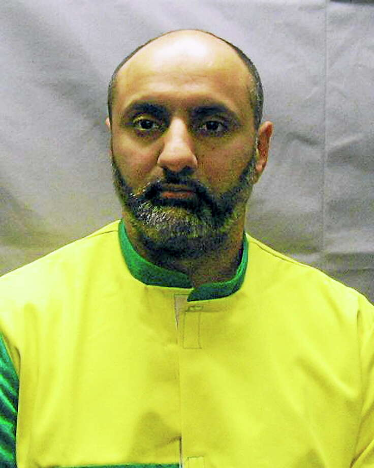 This Nov. 9, 2012 photo provided by the U.S. Attorney's Office shows Babar Ahmad, extradited in October 2012 with Syed Talha Ahsan to the United States from Britain on charges of supporting terrorists through websites. Photo: AP Photo/U.S. Attorney's Office, File  / U.S. Attorney's Office
