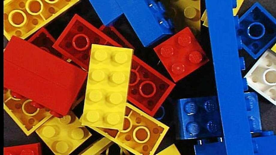 Legos Photo: AP Photo