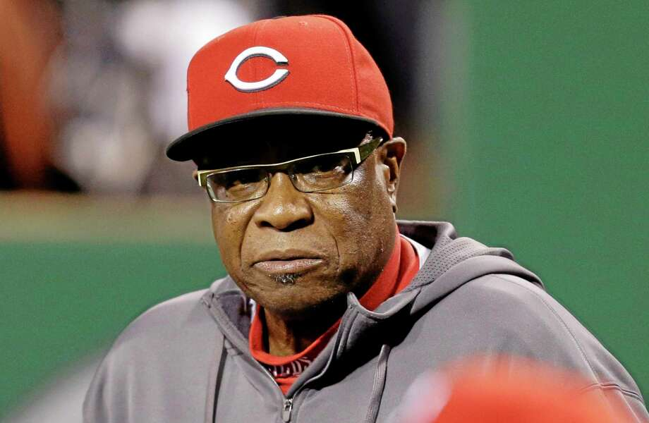 The Cincinnati Reds fired manager Dusty Baker on Friday, ousting the manager who led them to their best stretch of winning since the Big Red Machine but couldn't get them past the first round of the postseason. The move came after the Reds lost the wild-card playoff in Pittsburgh 6-2 on Tuesday night, ending the season with their sixth straight loss. He had a year left on his two-year deal. Photo: Gene J. Puskar — The Associated Press  / AP