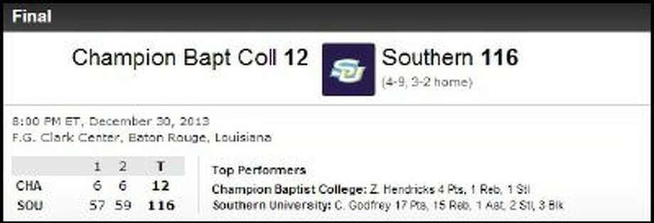 Courtesy ESPN