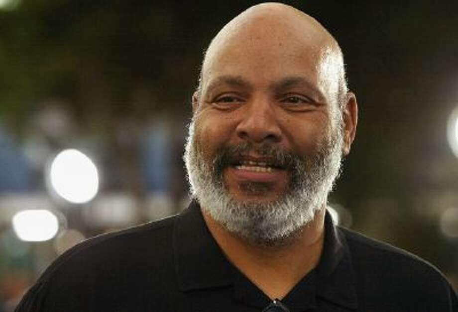 """Actor James Avery attends the world premiere of """"I, Robot"""" at the Mann Village Theatre July 7, 2004 in Los Angeles, California."""