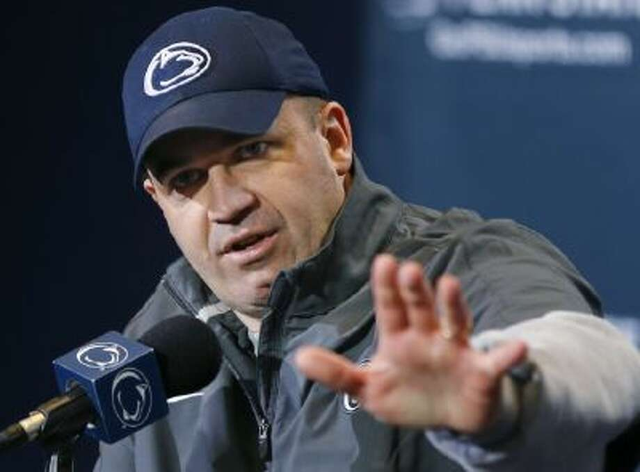 Penn State coach Bill O'Brien has reportedly reached a deal to become the Houston Texans' next coach.