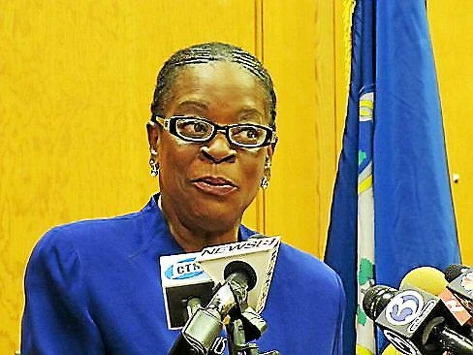 State Treasurer Denise Nappier. (Hugh McQuaid/CTNewsJunkie file photo) Photo: Journal Register Co.
