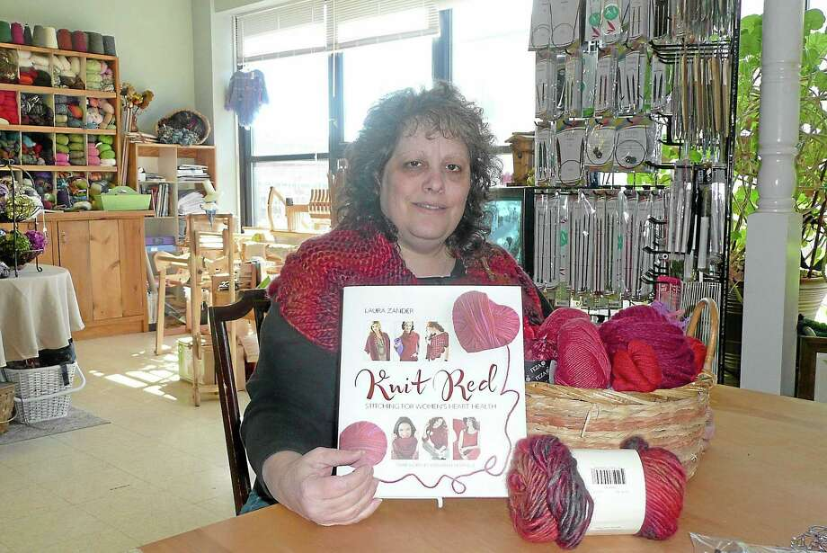 REGISTER CITIZEN FILE PHOTO Ginger Balch, owner of In Sheep's Clothing in Torrington, has organized a benefit at the Yankee Pedlar Inn Sunday that focuses on women's heart health, and includes a fashion show, silent auction, lunch and speakers. Photo: Journal Register Co.