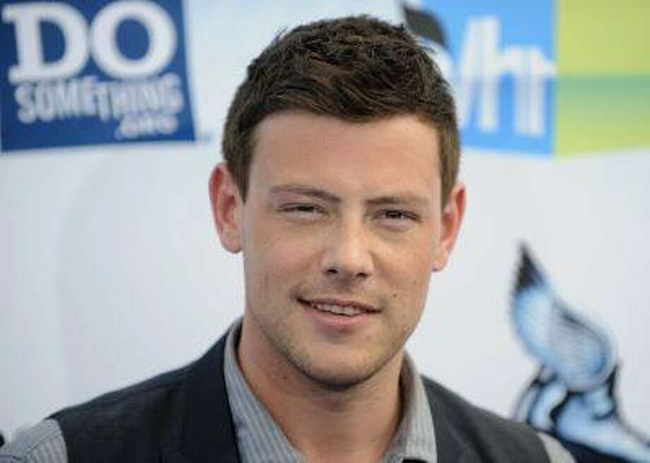 "Actor Cory Monteith arrives at the ""Do Something Awards"" in Santa Monica, California August 19, 2012. REUTERS/Gus Ruelas Photo: REUTERS / X02203"