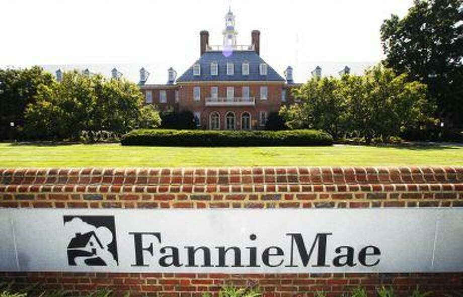 The Fannie Mae headquarters is seen in Washington, Monday, Aug. 8, 2011.