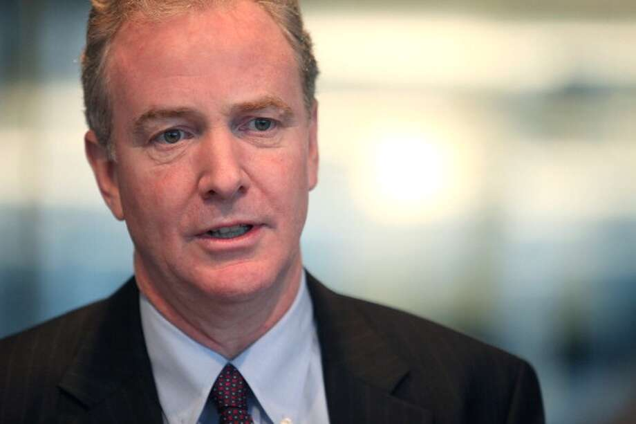 U.S. Rep. Chris Van Hollen, a Democrat from Maryland, speaks during an interview in Washington, D.C., on Tuesday, Oct. 1, 2013. Photo: Bloomberg Via Getty Images / 2013 Bloomberg
