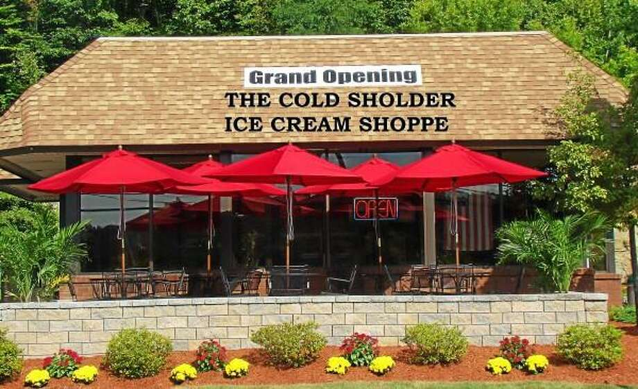 The home of the new Cold Sholder Ice Cream Shop at 429 Winsted Road in Torrington. (Submitted photo)
