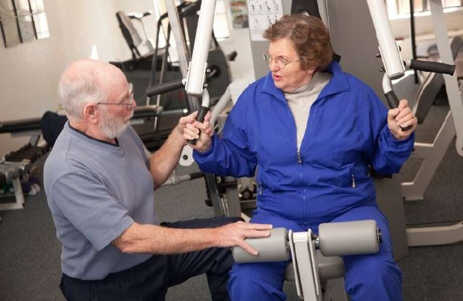 Seniors put on a strength training program improved their mobility and reduced the incidence of falls in a new study out of Spain.