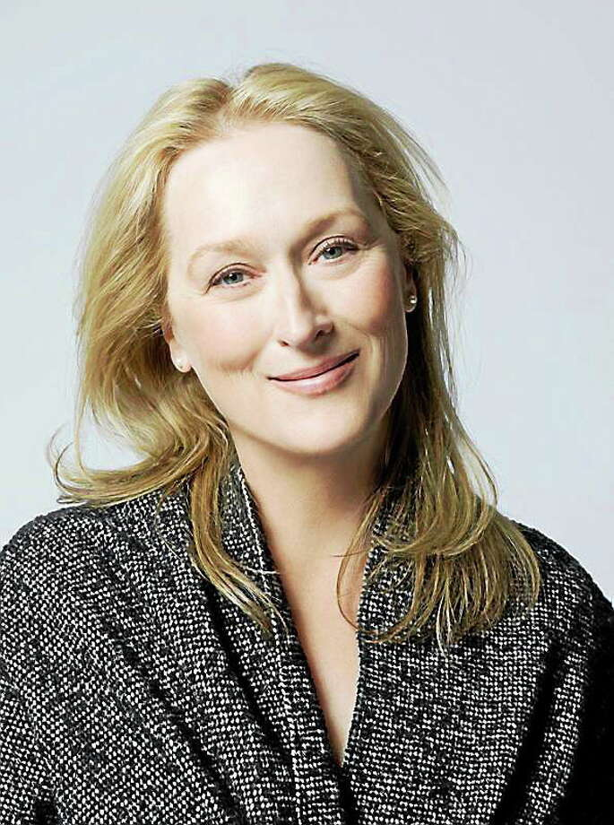 Actress Meryl Streep told contactmusic.com that she has experienced haunted happenings in the guest house on her Litchfield County property. Photo: Journal Register Co.