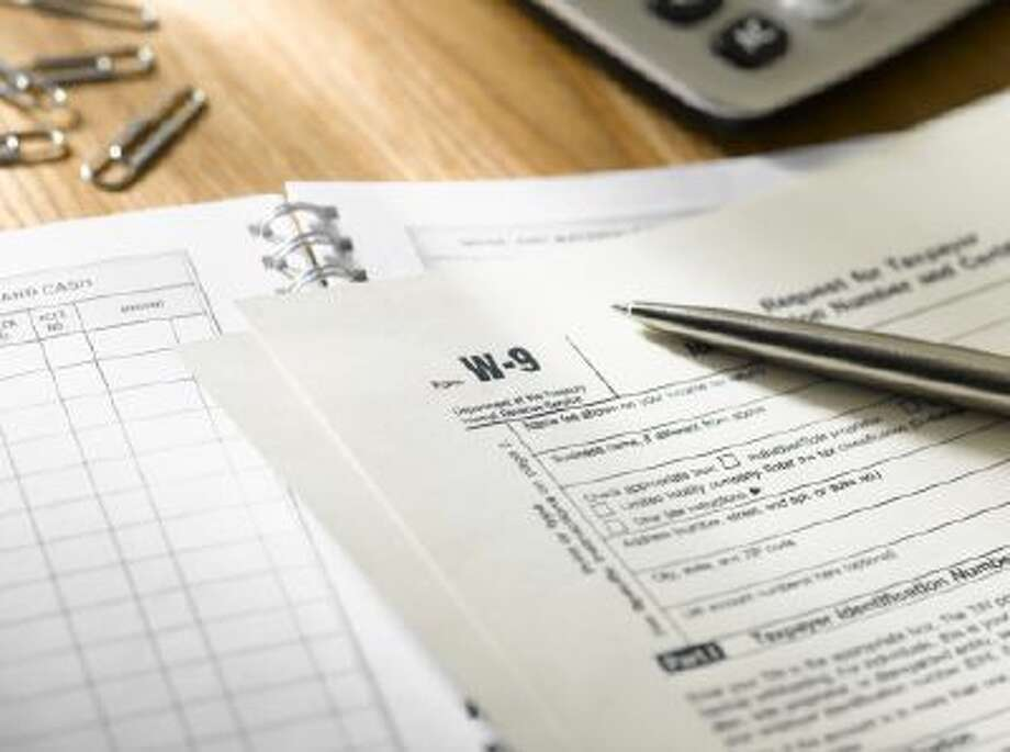 US tax forms Photo: Getty Images / (c) Jeffrey Hamilton