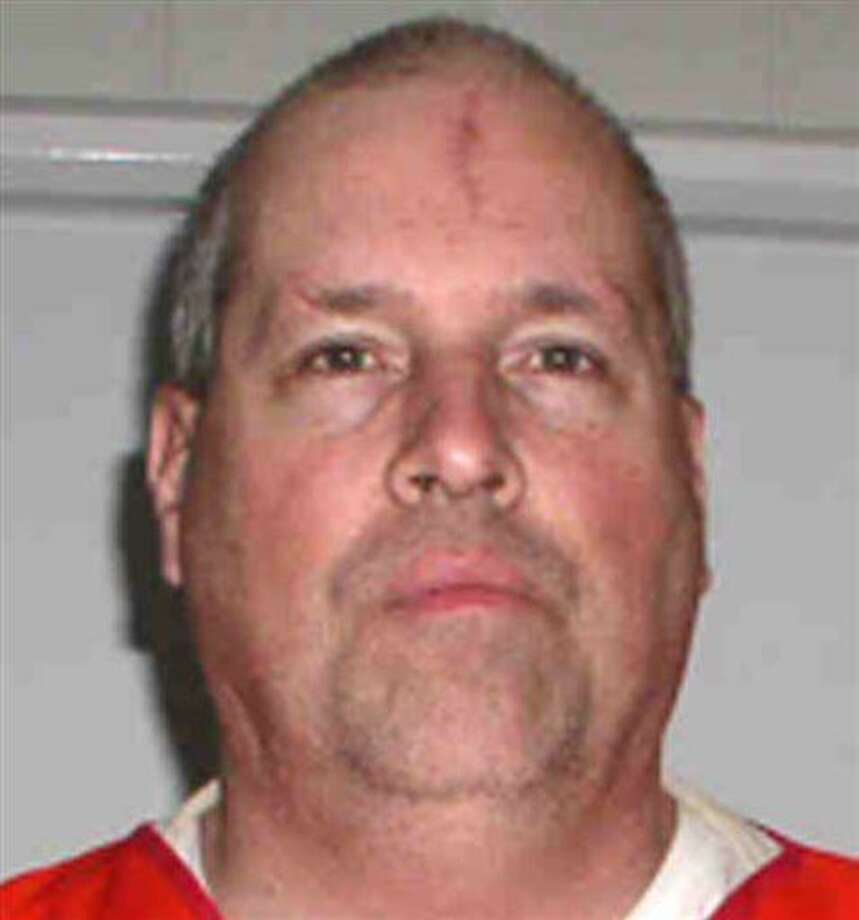 This undated file photo provided by the Vermont Department of Corrections shows Timothy J. Szad. The Vermont Department of Corrections is warning the public a high-risk sex offender is going to be released from prison soon.  Szad was sentenced in 2001 on a charge of aggravated sexual assault involving a 13-year-old boy. He was sentenced to seven to 20 years in prison as part of a deal avoiding a trial at which the boy would've had to testify. He's scheduled to get out of prison in Springfield on July 26. (AP Photo/ Vermont Department of Corrections, file) Photo: AP / Vermont Department of Corrections