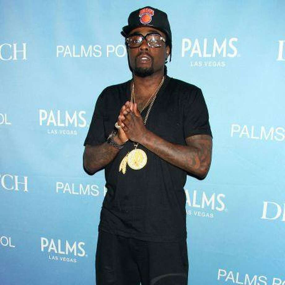 Rapper Wale performs as part of 'Ditch Friday' at Ditch Pool & Dayclub inside the Palms Resort & Casino  Featuring: Wale,Olubowale Victor Akintimehin Where: Las Vegas, NV, United States When: 12 Jul 2013 Credit: DJDM/WENN.com Photo: DJDM/WENN.com / DJDM/WENN.com