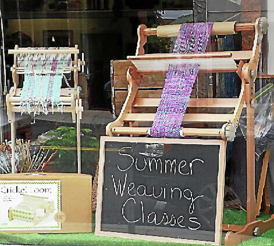Submitted photo courtesy of Ginger Balch In Sheep's Clothing invites fiber artists to share their work and skill or learn something new this summer. Photo: Journal Register Co.