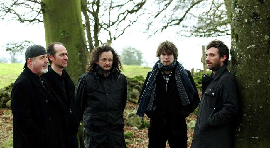 "The Gloaming, Irish folk group, which will present ""Music of the Emerald Isle."" Photo: Journal Register Co."