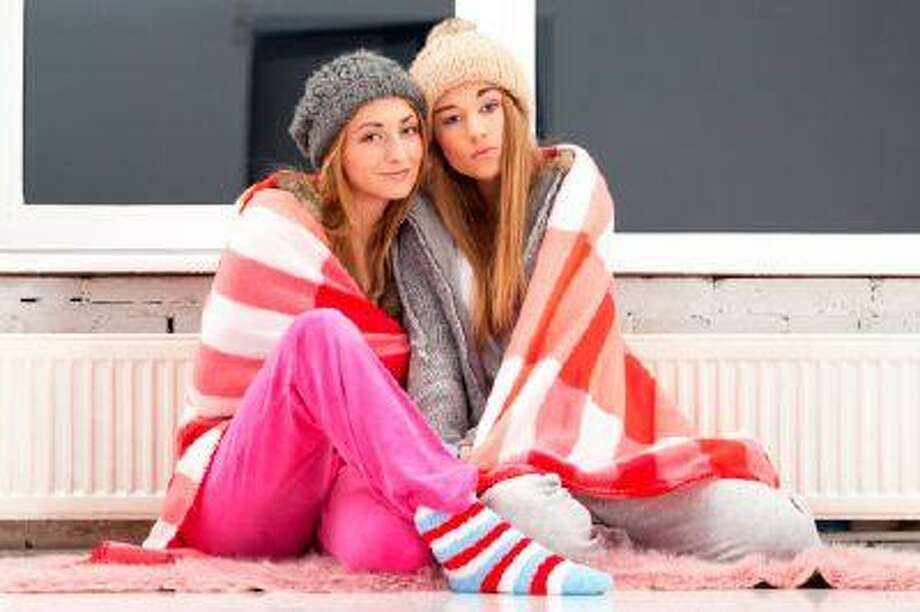 While studies have found that women's actual core body heat is slightly higher than men's, women's extremities are a lot colder. (iStockPhoto) Photo: Getty Images/iStockphoto / iStockphoto