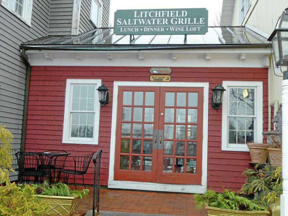 The Saltwater Grille in Litchfield for six years. Photo: Register Citizen — File Photo